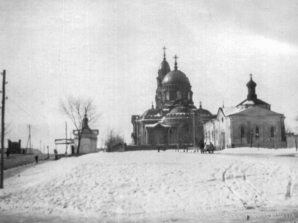 Часовня Озерянской иконы Божией Матери, Харьков