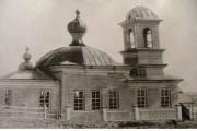 Церковь Троицы Живоначальной - Большое Галово - Ижемский район - Республика Коми