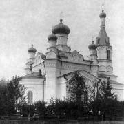 Рассвет. Красносельский Введенский женский монастырь. Церковь Введения во храм Пресвятой Богородицы