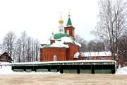 Юкаменское. Троицы Живоначальной (новая), церковь