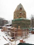 Якиманка. Покрова Пресвятой Богородицы (строящаяся), церковь