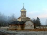 Бобруйск. Мироносицкий женский монастырь. Церковь Стефана архидиакона (строящаяся)