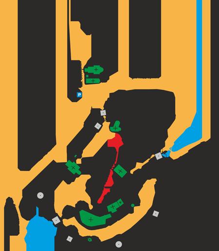 План Успенского Псково-Печерского монастыря,Псковская область
