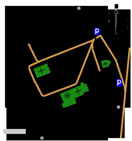 План Рождество-Богородицкий монастыря, Солотча