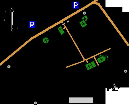 План Богородице-Рождественского монастыря, Владимир