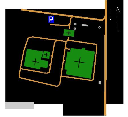 План Николо-Перервинского монастыря, Москва