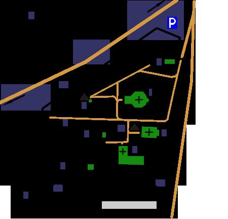 План Константино-Еленинского  монастыря, Ленинское