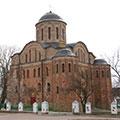 Овруч, Васильевский монастырь