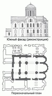 Великая Успенская церковь Киево-Печерского монастыря