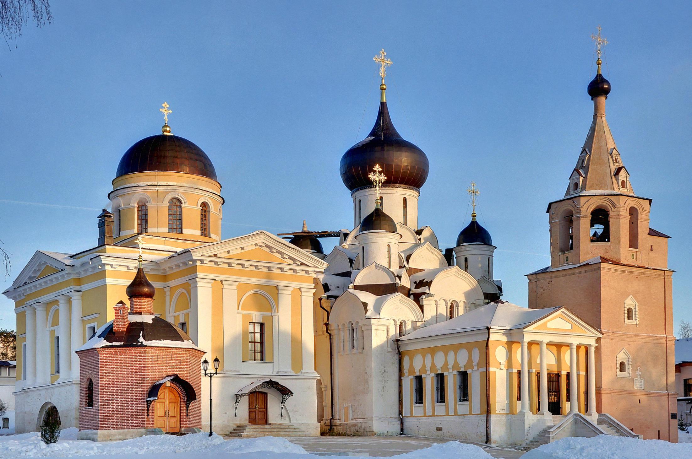 прокомментировала успенский монастырь старица фото продаже