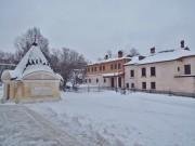 Старицкий Успенский мужской монастырь - Старица - Старицкий район - Тверская область