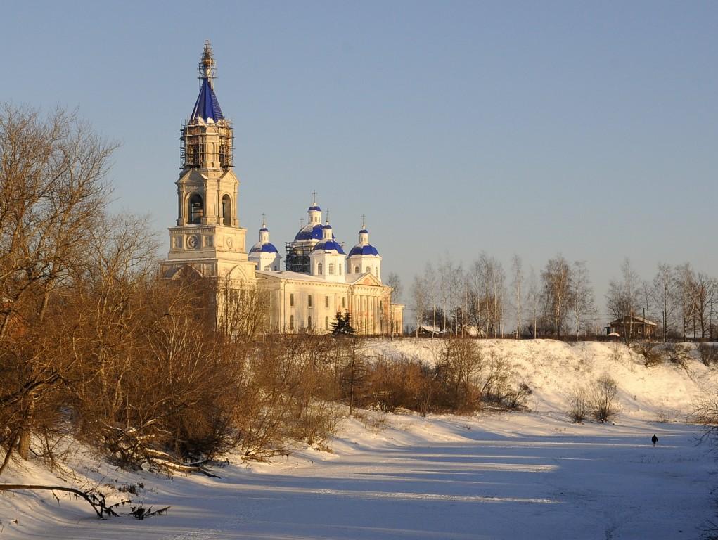 Собор Воскресения Христова-Кашин-Кашинский городской округ-Тверская область