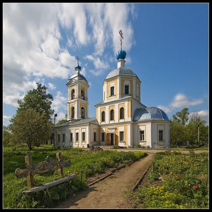 Церковь Иоанна Предтечи, Тверь