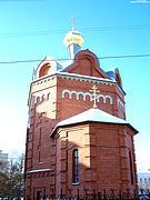 Часовня Иверской иконы Божией Матери (воссозданная) - Омск - Омск, город - Омская область