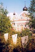 Часовня-усыпальница на Южном кладбище - Омск - Омск, город - Омская область