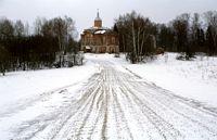 Церковь Димитрия Солунского - Яковлево - Сергиево-Посадский городской округ - Московская область