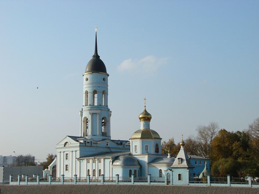 Церковь Владимирской иконы Божией Матери, Мытищи