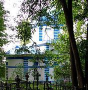 Церковь Казанской иконы Божией Матери - Хомяково - Сергиево-Посадский городской округ - Московская область