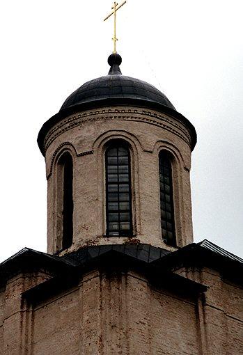 Смоленская область, Смоленск, город, Смоленск. Церковь Михаила Архангела (Свирская) на Пристани, фотография. архитектурные детали