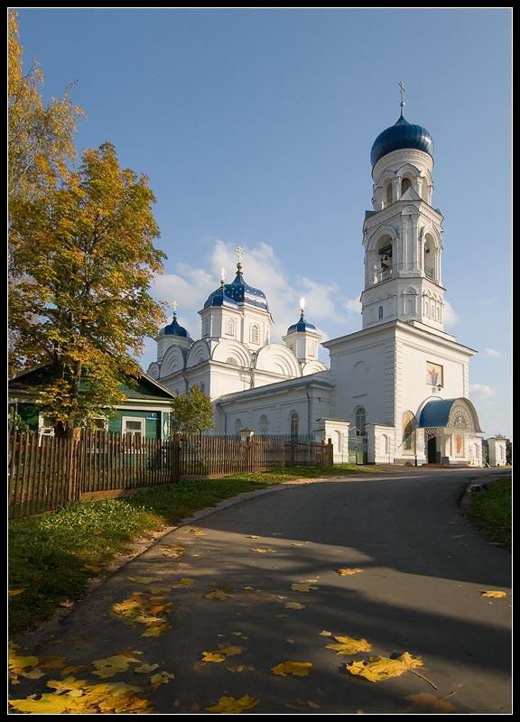 Церковь Благовещения Пресвятой Богородицы (Михаила Архангела), Торжок