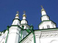 Церковь Спаса Нерукотворного Образа - Тюмень - Тюмень, город - Тюменская область