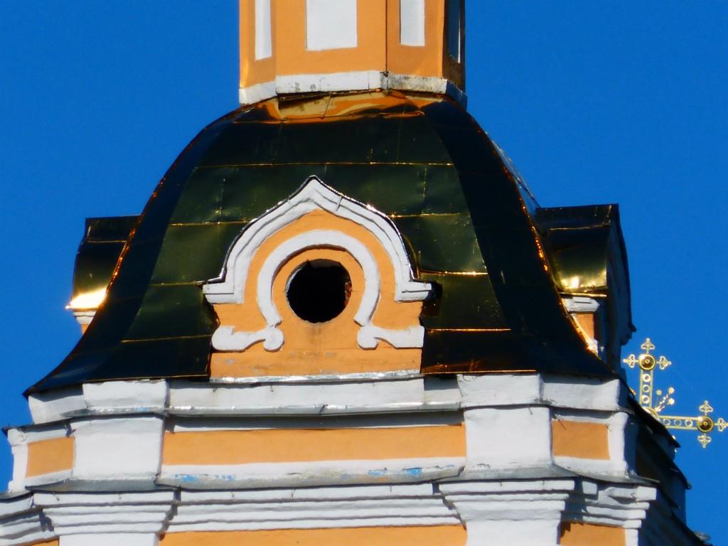 Московская область, Сергиево-Посадский городской округ, Богородское. Церковь Рождества Пресвятой Богородицы, фотография. архитектурные детали