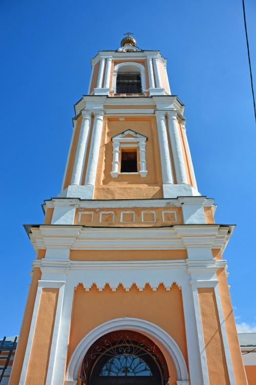 Церковь Рождества Пресвятой Богородицы, Богородское