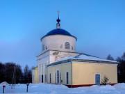 Церковь Успения Пресвятой Богородицы - Закубежье - Сергиево-Посадский городской округ - Московская область