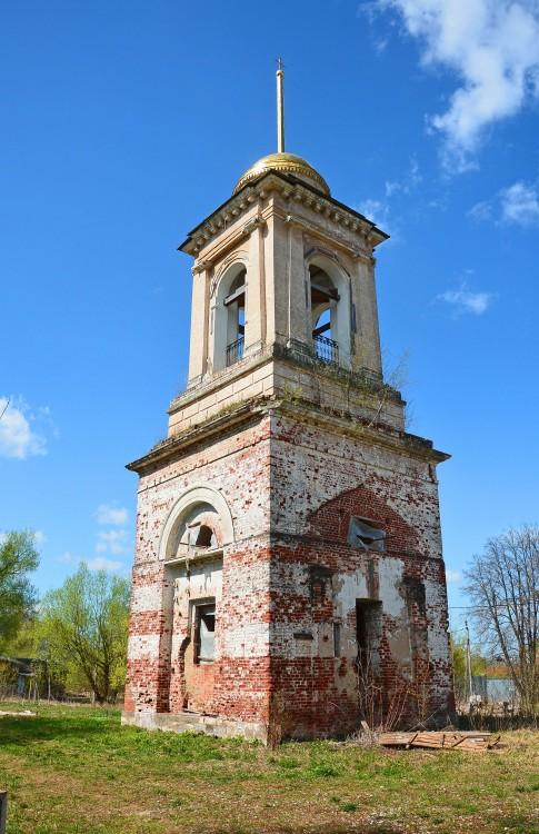 Церковь Покрова Пресвятой Богородицы, Кучки