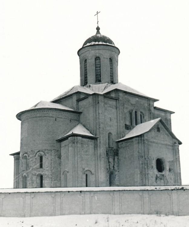 Смоленская область, Смоленск, город, Смоленск. Церковь Михаила Архангела (Свирская) на Пристани, фотография. фасады