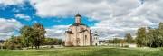 Смоленск. Михаила Архангела (Свирская) на Пристани, церковь