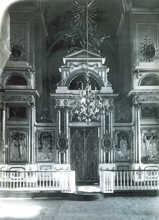 Смоленская область, Смоленск, город, Смоленск. Церковь Петра и Павла на Городянке, фотография. архивная фотография, Фото 1919 года.
