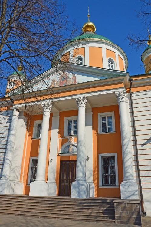 Покровский Хотьков монастырь. Собор Покрова Пресвятой Богородицы, Хотьково