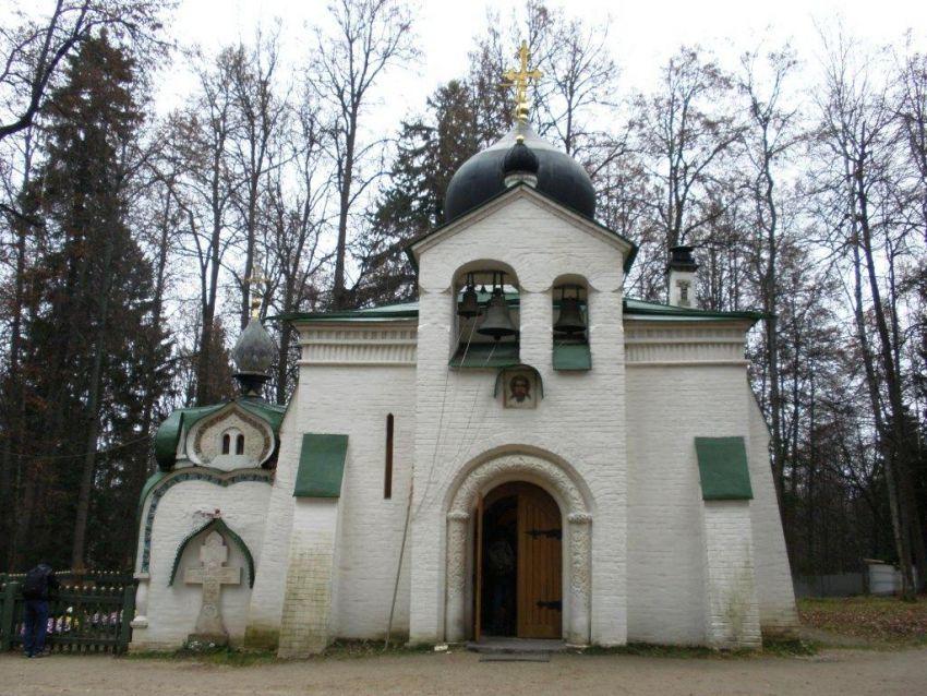 Церковь Спаса Нерукотворного Образа, Абрамцево