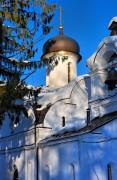 Церковь Сергия Радонежского - Семхоз - Сергиево-Посадский городской округ - Московская область