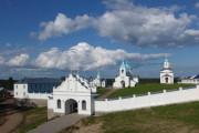 Покрово-Тервенический женский монастырь - Тервеничи - Лодейнопольский район - Ленинградская область