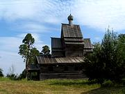 Церковь Георгия Победоносца - Родионово - Подпорожский район - Ленинградская область