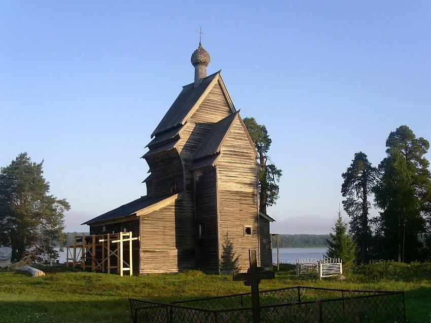 Церковь Георгия Победоносца, Родионово