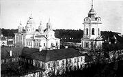 Коневец, остров. Рождества Пресвятой Богородицы Коневский монастырь