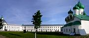 Александро-Свирский монастырь - Старая Слобода - Лодейнопольский район - Ленинградская область
