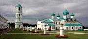 Ленинградская область, Лодейнопольский район, Старая Слобода, Александро-Свирский монастырь