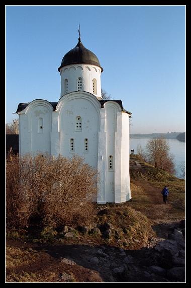 Церковь Георгия Победоносца, Старая Ладога