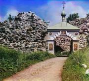 Церковь Георгия Победоносца - Старая Ладога - Волховский район - Ленинградская область