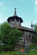 Часовня Петра и Павла - Заозерье - Подпорожский район - Ленинградская область