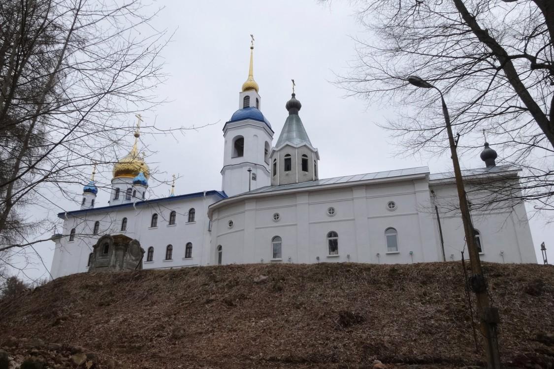 Иоанно-Богословский Череменецкий мужской монастырь, Череменец