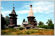 Церковь Рождества Пресвятой Богородицы - Гимрека (Гиморецкий погост) - Подпорожский район - Ленинградская область
