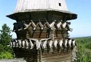 Ленинградская область, Подпорожский район, Гимрека (Гиморецкий погост), Церковь Рождества Пресвятой Богородицы