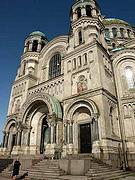 Морской собор Николая Чудотворца в Кронштадте - Кронштадт - Санкт-Петербург, Кронштадтский район - г. Санкт-Петербург