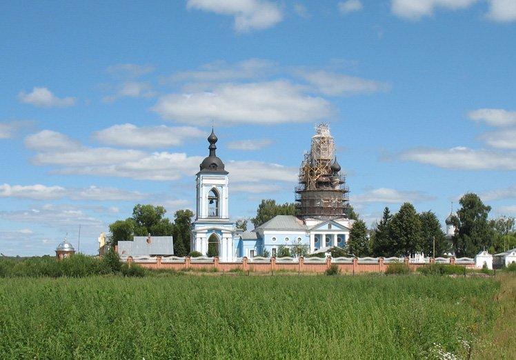 Успенский женский монастырь, Дунилово