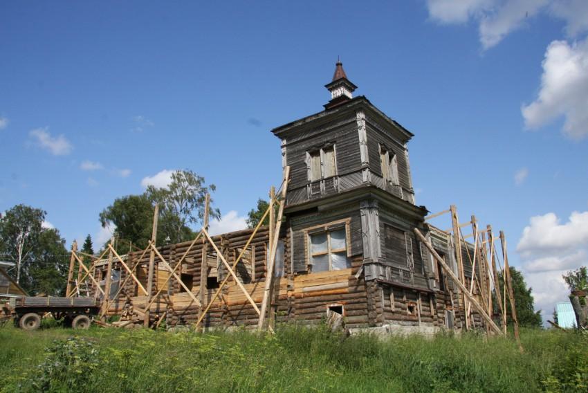 Важеозерский Спасо-Преображенский мужской монастырь, Интерпосёлок